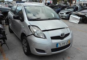 Toyota Yaris 1.0 (2009)