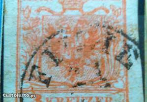 Selos Antigos Austria Filatelia 1850-1966