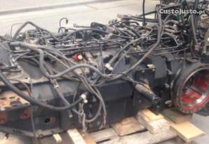 Trator-Caixa Velocidades ZF Deutz Agrotron 6150
