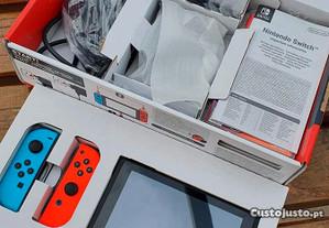 Nintendo Switch como nova ou troco