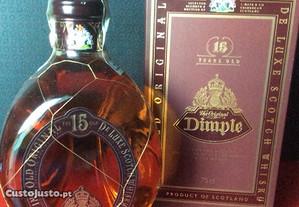 Whisky Dimple 15 anos com 43 graus