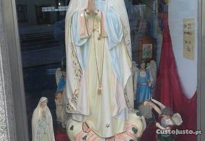 Imagem Nossa Senhora de Fatima 170 cm com véu