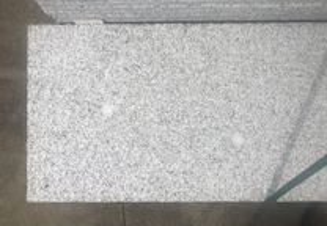 Mosaico de granito Cinza Tragal