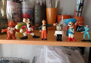 Miniaturas: Marretas, Pateta (Disney), etc