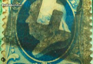 Selos Antigos América Filatelia USA 1870-1973