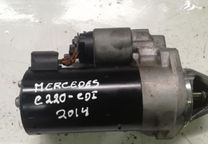 Motor de Arranque Mercedes Benz C 220 2014 Re...