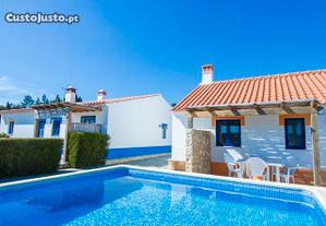 Casas no campo - Quinta da Ribeira (Casa azul)