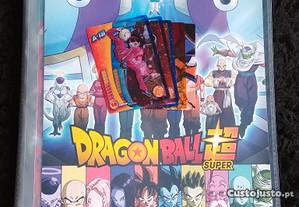 Cartas Panini Dragon Ball Super (10/06)