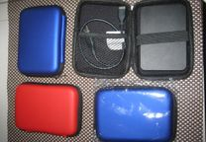 Bolsas Semi Rigidas Para Discos Externos E GBA SP