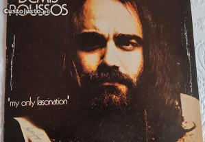 Disco de Vinil Démis Roussos My Only Fascination