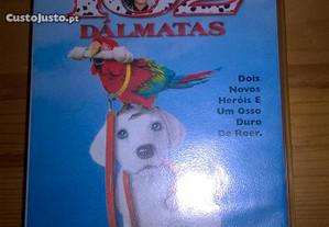 Filme em VHS - Os 102 Dálmatas