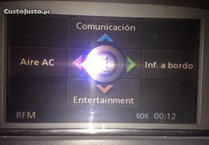 Bmw e60 monitor