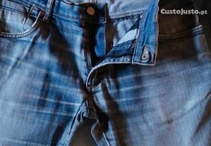 Calças ganga Zara Man tamanho 38
