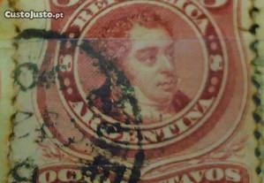Selos Antigos Argentina Filatelia 1876-1970