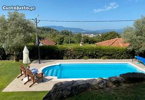 Casa de Gandra - piscina água salgada