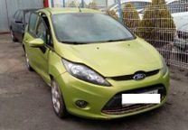 material frontal ford fiesta