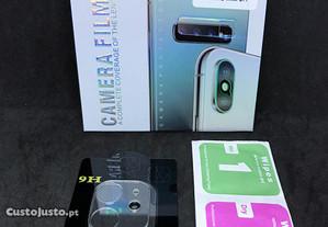 Película de vidro câmara traseira iPhone 12 Mini