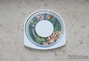 PSP: Jungle Party