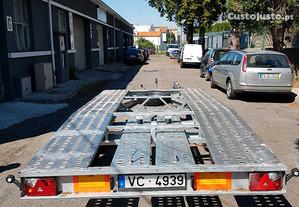 Atrelado novo porta carros 4.5m-2.05