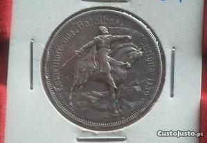 10 Escudos em Prata de 1928 Batalha de Ourique