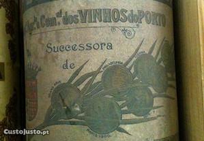 vinho porto Ferreirinha.