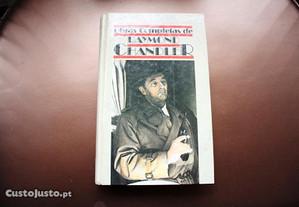 Livro Obras completas de Raymond Chandler 1953