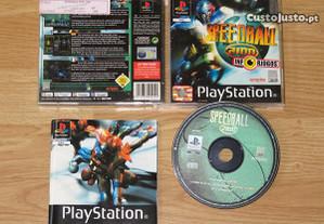 Playstation: Speedball 2100
