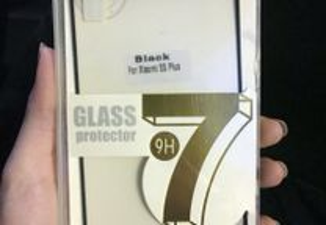 Película de vidro temp. completa Xiaomi Mi 5s Plus