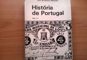 História De Portugal Vol. III Oliveira Marques