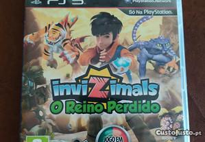 Jogos PS3 invizamls