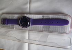 Swatch new gent purple rebel - suov702