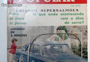 Mecânica Popular - janeiro de 1962