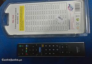 Comandos para tv/lcd Sony novo
