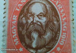 Selos Antigos Hungria Filatelia 1900-1963