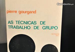 As Técnicas de Trabalho de Grupo - Pierre Gourgand