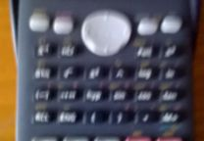calculadora impecável a, trabalhar