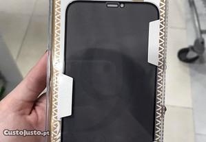 Película de vidro privacidade para iPhone 11/ XR