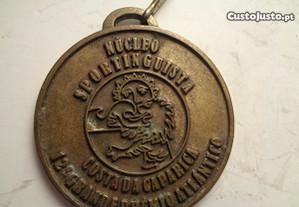 Medalha Núcleo Sportinguista Costa da Caparica