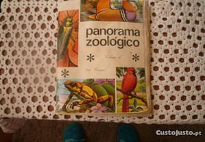 Álbum Panorama Zoológico