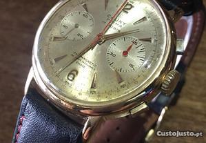 Relógio Cauny cronógrafo