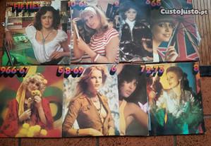 Colectânea Golden Hit Parade LP Vinil