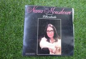 Disco vinil LP Nana Mouskouri - Liberdade