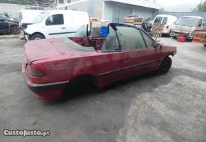 Peugeot 306 descapotavel de 1998 para peças