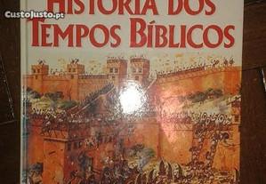 História dos tempos bíblicos.