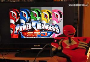 Consola Power Rangers