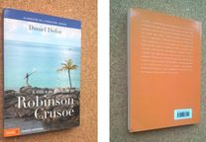 A Vida e Aventuras de Robinson Crusoé Daniel Defoe