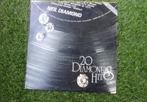 Disco vinil LP - Neil Diamond 20 Diamond Hits