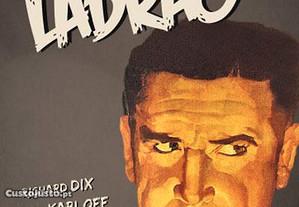 Filme em DVD: O Fidalgo Ladrão - NOVO! Selado!