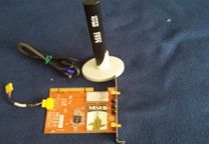Placa PCI MSI com wireless e bluetooth