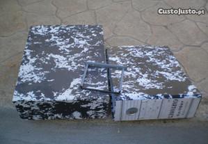 Caixas de Arquivo com lombada para documentos A5
